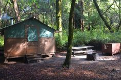 Best Family Camping Spots around the Bay Area