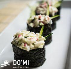 Sushi z cukinią