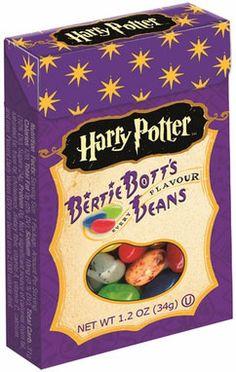 Harry Potter Bertie Bott's every flavor beans