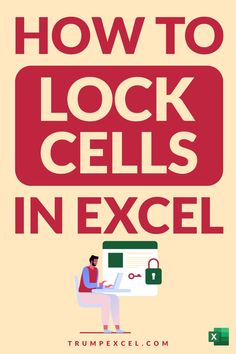 Excel allows you to lock specific cells and even the entire worksheet.     This could be useful when your pairing your work with other people and don't want them to access your formulas or making us your data.    In this Excel tips tutorial, I will show you easy ways to lock cells in Excel.     It will show you how to lock the entire worksheet, lock specific cells, or lock all the cells and keep specific cells unlocked.