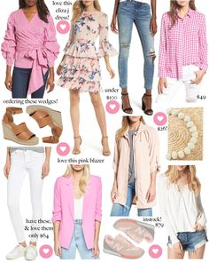 New Spring Arrivals In Our Cart