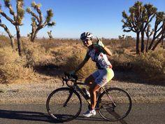 Paola è di nuovo in sella..verso la California! #california #bike#record #keepbrave