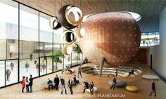 3. Grup MEB Eğitim Kampüsleri Mimari Proje Yarışması Malatya - Fırıncılar bölgesinde 1. Ödül kazanan proje