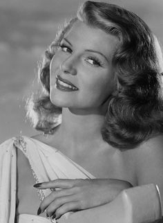 Rita Hayworth, Down To Earth, 1947 ~ BFD