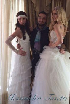 Buon weekend....vi aspetto questa sera con Sissi..... Alessandro Tosetti Www.alessandrotosetti.com www.tosettisposa.it #abitidasposa2015 #wedding #weddingdress #tosetti #tosettisposa #nozze #bride #alessandrotosetti #agenzia1870