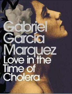 Love in the Time of Cholera (1988) by Gabriel García Márquez, original title: El amor en los tiempos del cólera (Spanish, 1985)