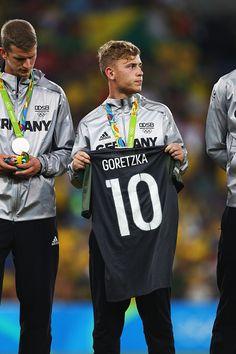 Max Meyer - Olympics Final: Brazil vs Germany