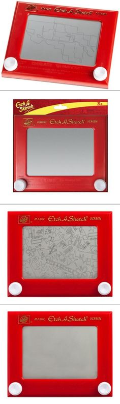 The one and only, Ohio Art Etch A Sketch, the most wanted toy of the 1960 Holiday Season!