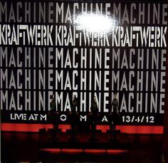 Kraftwerk - Machine Machine Machine - Live At The Museum Of Modern Art, New York…