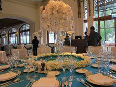 something blue....blue theme wedding this time~