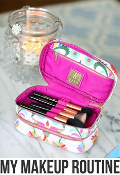 What's In My Makeup Bag... | Southern Curls & Pearls | Bloglovin'