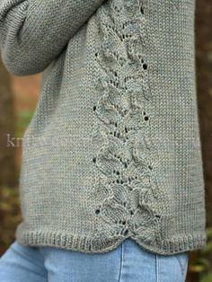 Fountain Raglan Women's Sweater Free Knitting Pattern - Cardigan stricken Sweater Knitting Patterns, Knit Patterns, Hand Knitting, Knitting Sweaters, Free Knitting Patterns For Women, Cardigan Pattern, Stitch Patterns, Sewing Patterns, Raglan Pullover