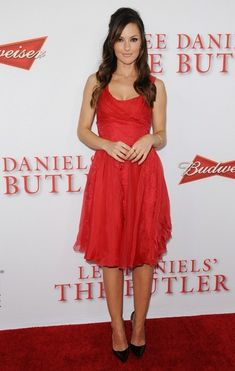 7c494138c3d Minka Kelly Photos - 1640 of 5312 Photos: 'The Butler' Premieres in LA