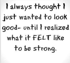 I now know what it feels like to be strong and thanks to Nuu Muu I look good too!                                                      Strong Women