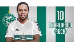 #VemproCoxa: possível contratação de Ronaldinho agita torcida do Coritiba #globoesporte
