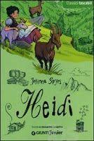 Heidi frasi [Johanna Spyri]   Scarabocchi sul libro [clic] >>>  Perché strilla così l'uccellaccio Nonno? Perché? Perché ride di quelli che stanno laggiù stretti nei villaggi a litigare fra loro; e grida così che tutti possano udirlo: 'Se ve ne andaste ciascuno per la sua strada su una montagna come faccio io stareste meglio!'  Heidi si infilò dietro le tende e raggiunse la finestra ma questa era troppo alta e lei non poté aprirla. Arrivava ai vetri solo con la testa e quel che vide fuori…