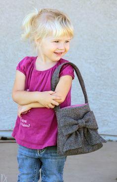 Cute purse for a little girl