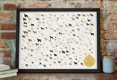 Pop Chart Lab | Design + Data = Delight | The Diagram of Dogs
