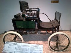 Is This The First Car ?