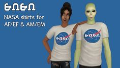 Why should aliens be the only ones with cool spaceships and science and giant telescopes? Let your sims show their support for the SimNation Aeronautics and Space Agency Administration with these...
