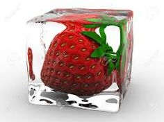 strawberry wallpaper free hd widescreen by Houston Waite Fruit Ice Cubes, Flavored Ice Cubes, Frozen Fruit, Fresh Fruit, Strawberry Wallpaper, Ice Ice Baby, Water Recipes, Preserving Food, Party Drinks