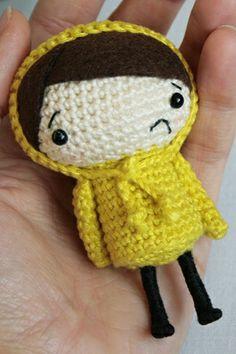 Amigurumi Hello Kitty Crochet Pattern : Crochet dolls on Pinterest Amigurumi, Amigurumi Patterns ...