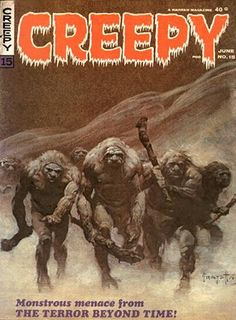 Cover for Creepy (1964 series) #15