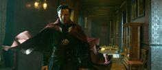 Doctor Strange's Costume Was A Big Challenge To Create