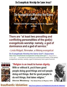 Do Evangelicals Worship the Same God? Psalm 14, Bible Belt, Thomas Paine, Human Dignity, Christian Men, Tax Free, Founding Fathers, Atheism, Worship