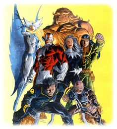 La Division Alpha (Alpha Flight)