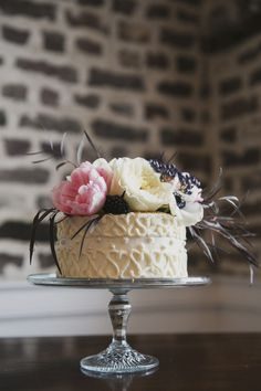 Charleston Wedding Cake Inspiration at Upstairs at Midtown by Jett Walker Photography