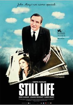 Still Life - Uberto Pasolini   Mr. May und das Flüstern der Ewigkeit