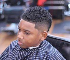 Black Boy Haircuts 60