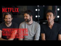 Stranger Things Rewatch | Behind the Scenes: Duffer Brothers on the Upside Down | Netflix - YouTube