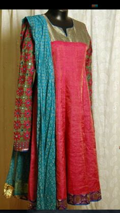 Lovely Indian Anarkali, Anarkali Suits, Ethnic Fashion, Women's Fashion, Fashion Trends, Indian Dresses, Indian Outfits, Salwar Kameez, Kurti