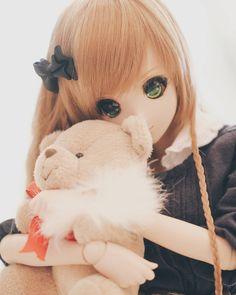Smart Doll Mirai Suenaga by stillmenvallian