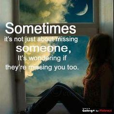 Missing....