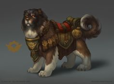 Hadagan Dog by Grey-Seagull on deviantART