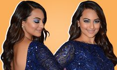 How To: Sonakshi's Gorgeous Blue Eye Make-Up | Hauterfly
