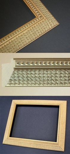 Frames and Supplies 37575: Picture Frame Moulding - 32 Feet -> BUY ...