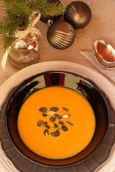Soul Food, Fondue, Food And Drink, Pudding, Cheese, Ethnic Recipes, Soups, Desserts, Christmas