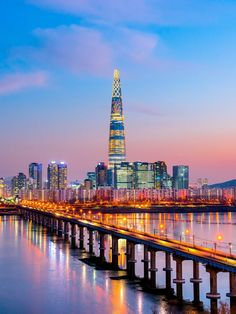 Your search for cheap flights to Seoul ends with Travel Center! With our set of offers, your trip to Seoul is sure to be memorable. Aesthetic Korea, Night Aesthetic, City Aesthetic, South Korea Photography, City Photography, Landscape Photography, Korea Wallpaper, Scenery Wallpaper, New York Pictures