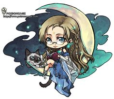 ::chibi for heliossa:: by rann-poisoncage.deviantart.com on @deviantART