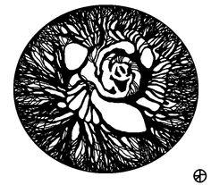 Дерево - роза