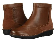 U-lite Mens Lace-up Perforated Wintip BrougeChukka Boots Martin Side Zip Ankle Boots