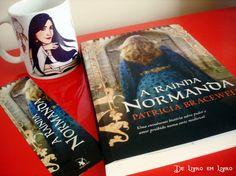 A rainha normanda, uma livro íncrivel