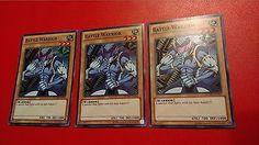 Yu-Gi-Oh-3x-Battle-Warrior-NUMH-EN025-Super-Rare-Unlimited-Edition-MP