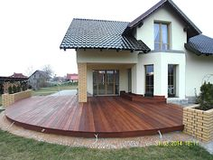 6 single-family homes for under euros - Haus & Architektur - Architektur Dream Home Design, Home Design Plans, House Design, Timber Frame Homes, Small House Plans, Bungalows, Minimalist Home, Cabana, Home Fashion