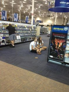 Omg i love this cuz thats so me!! Video game date? I dont have any / my parents are home. Hmm. Best buy video game date? YES
