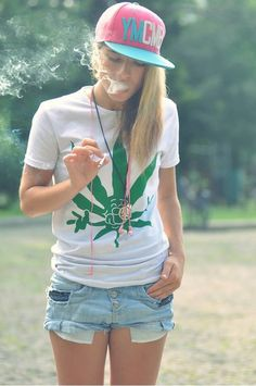 Your normal stoner!